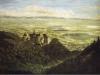 Zámek Jezeří v roce 1882