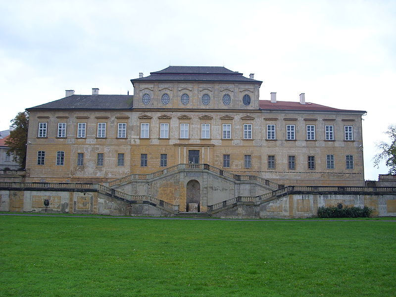 zámek Duchcov